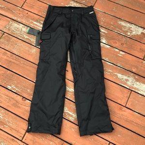 Grenada Astro Black snowboarding pants